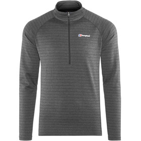 Berghaus Thermal Tech LS Zip Tee Men Black/Carbon